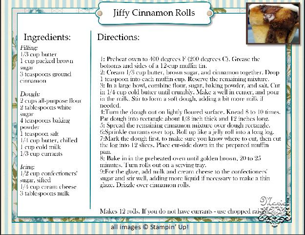 jiffy cinnamon rolls