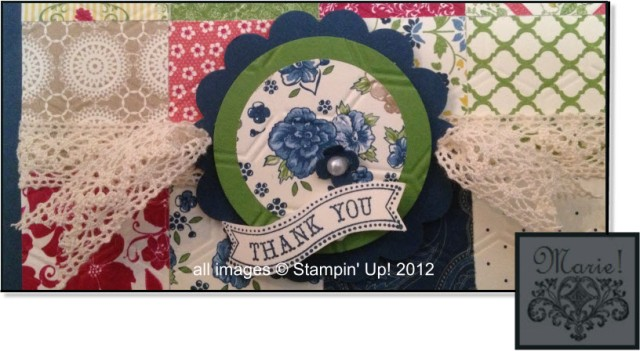 Quilted Card small