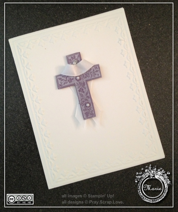 2013 Spring Beautiful Crosses