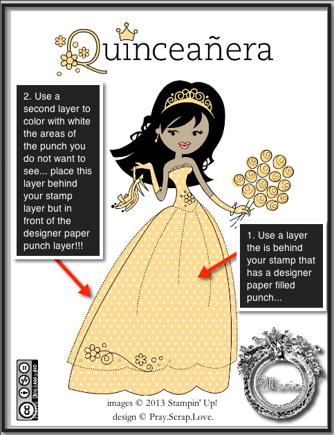 SU quinceneara layers