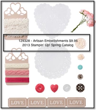 psl artisan embellishments